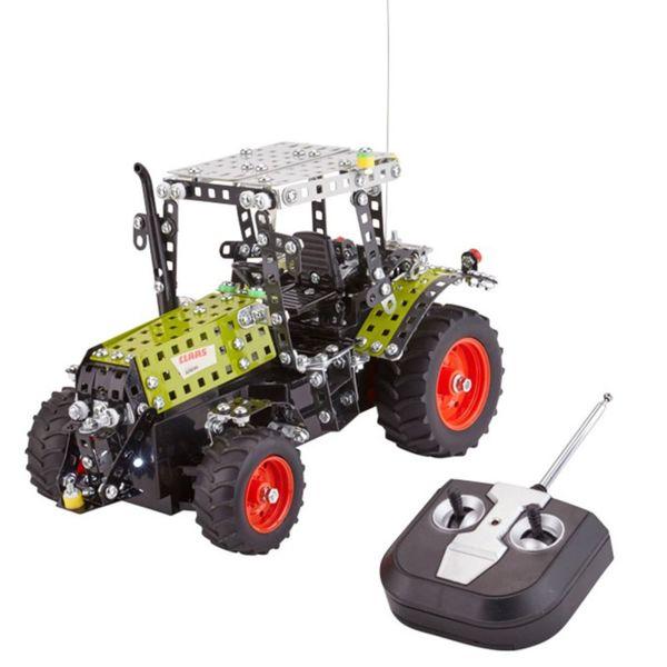 Метален конструктор - Трактор с радио контрол